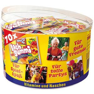 nimm2 Lachgummi Minis, 70 Packungen