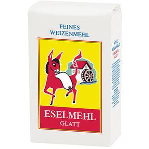 Farina Eselmehl glatt, Weizenmehl
