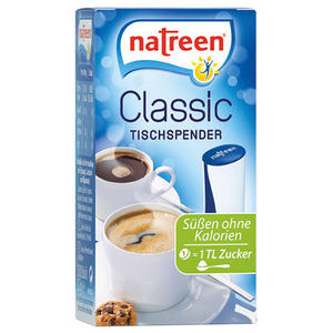 Natreen Classic, Tischspender, 500 Stück