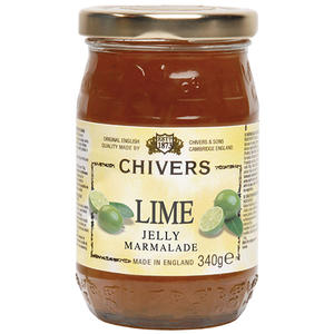 Chivers Lime Jelly Marmalade, Englische Limetten-Gelee-Marmelade