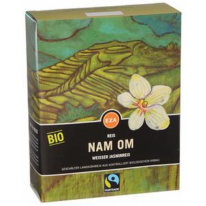EZA Fairtrade Nam Om Bio Jasmin-Reis weiß aus Thailand