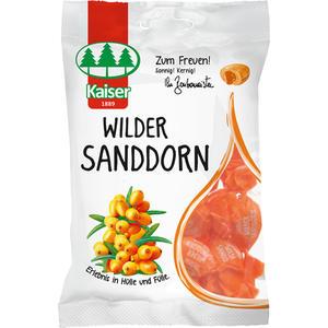 Kaiser Wilder Sanddorn, Bonbons