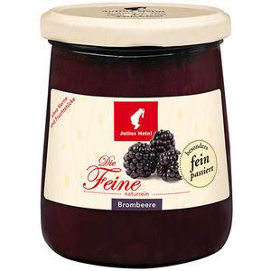 Julius Meinl Die Feine Brombeere, Marmelade naturrein, besonders fein passiert