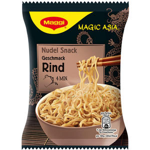 Maggi Magic Asia Nudel Snack Rind, 1 Portion