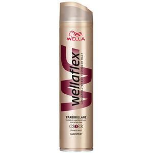 Wellaflex Farbbrillanz, Haarspray Starker Halt