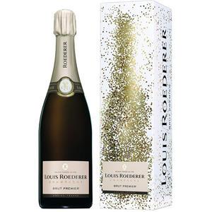 Louis Roederer Champagner Brut Premier, im Geschenkkarton