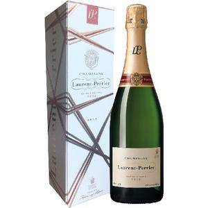 Laurent-Perrier La Cuvée Champagne Brut, im Geschenkkarton
