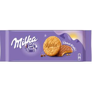 Milka ChocoGrains, Kekse aus Haferflocken mit Schokolade