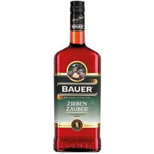 Bauer Zirben Zauber Kräuterspezialität, 35 % Vol.Alk.