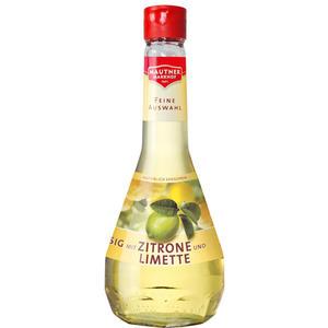 Mautner Markhof Feine Auswahl Essig mit Zitrone und Limette