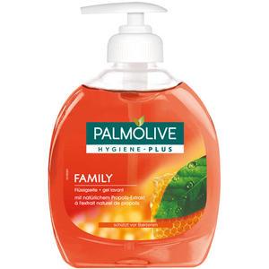 Palmolive Hygiene-Plus Family, vor Bakterien schützende Flüssigseife, ORIGINAL (Pumpe)