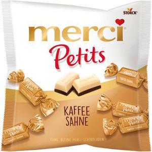 Merci Petits Kaffee Sahne, ca. 20 Stück