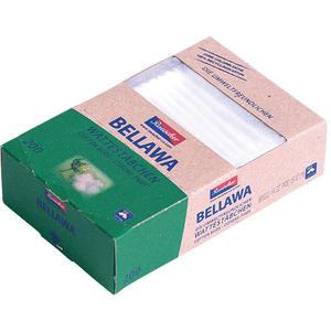 Bellawa Wattestäbchen natural, Die Umweltfreundlichen