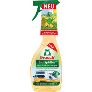 Frosch Bio-Spiritus, Multiflächen-Reiniger, Pumpe