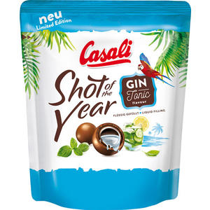 Casali Shot of the Year Gin Tonic Dragees