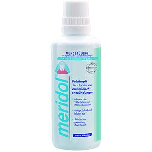 Meridol Mundspüllösung, antibakteriell