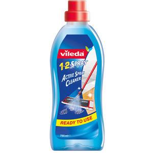 Vileda Ultramat 1-2 Spray Reinigungslösung für Bodenwischer