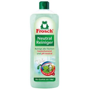 Frosch Neutralreiniger BIO, hautschonend und pH-neutral