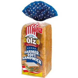 Ölz Farmer Soft Sandwich, mit Roggen
