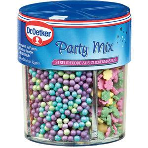 Dr. Oetker Party Mix, Zucker-Streudekore
