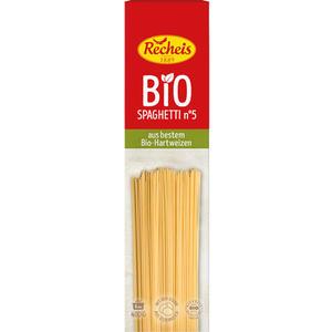Recheis Bio Spaghetti Nr. 5