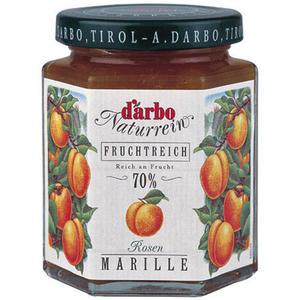 Darbo Fruchtreich Rosenmarillen-Konfitüre (70 % Frucht)
