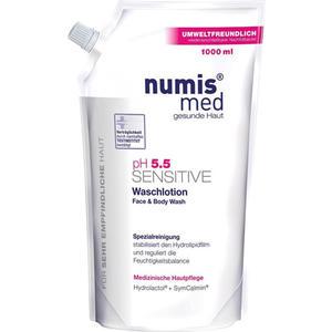 Numis Med Waschlotion Sensitive, pH-hautneutral, Nachfüllung