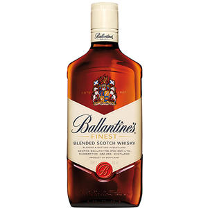 Ballantine's Finest Scotch Whisky, 40 % Vol.Alk., Schottland