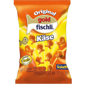 Soletti Original goldfischli Käse