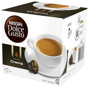 Nescafé Dolce Gusto Dallmayr Crema d'Oro, 16 Kaffeekapseln