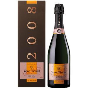 Veuve Clicquot Vintage Rosé Brut, im Geschenkkarton