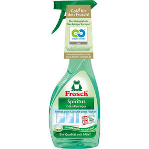 Frosch Spiritus Glas-Reiniger BIO, Pumpe