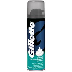 Gillette Rasierschaum für empfindliche Haut