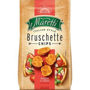 Maretti Bruschette Pizza al Forno, Brotchips