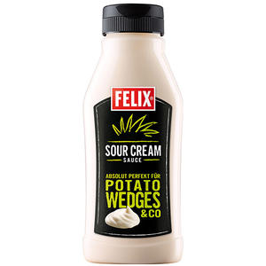 Felix Sour Cream Sauce