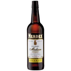 Mendez Medium Full Bodied, 15 % Vol.Alk., Jerez-Xeres-Sherry