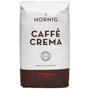 J. Hornig Caffè Crema, Ganze Bohne