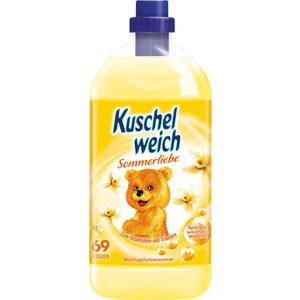 Kuschelweich Sommerliebe, Weichspüler-Konzentrat 69 WG