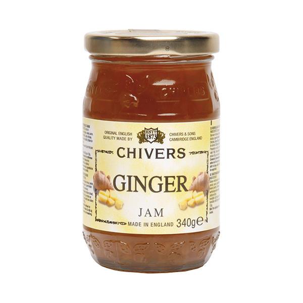 Chivers Ginger Jam, Englische Ingwer-Marmelade