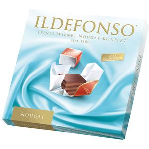 Ildefonso Nougat-Konfekt, 15 Stück, Bonbonniere