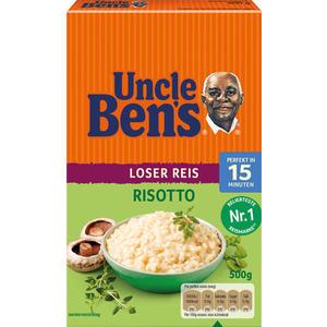 Uncle Ben's Risotto-Reis 15 Minuten