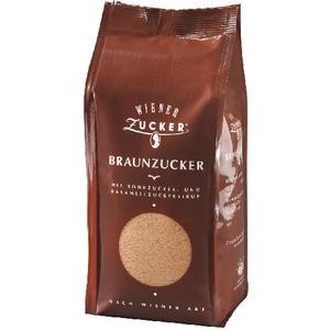 Wiener Zucker Braunzucker