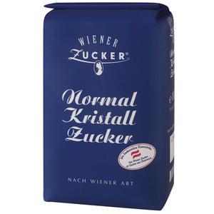 Wiener Zucker Normalkristallzucker