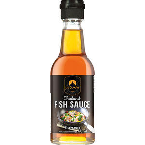 deSIAM Thailand Fish Sauce, Fischsauce