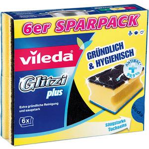 Vileda Glitzi Plus Topfreiniger