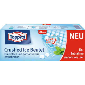 Toppits Crushed Ice Beutel
