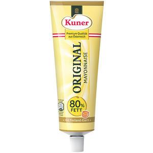 Kuner Mayonnaise Original, 80 % Fett