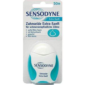 Sensodyne Zahnseide Extra-Sanft, für schmerzempfindliche Zähne