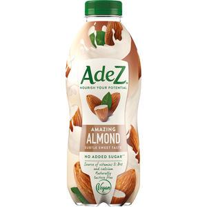 AdeZ Amazing Almond, Mandel Drink, ohne Zuckerzusatz, PET