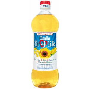 Osolio fit4life, cholesterinfreies Öl aus Raps, Sonnenblumen & Mais